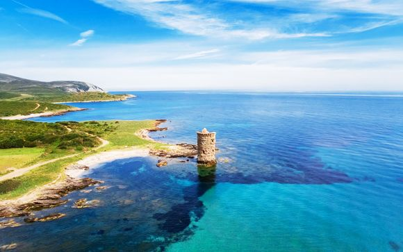 Best Western Hotel U Ricordu 4* con crociera Corsica Ferries