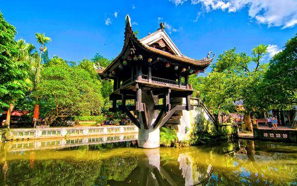 Tour del Vietnam - Itinerario