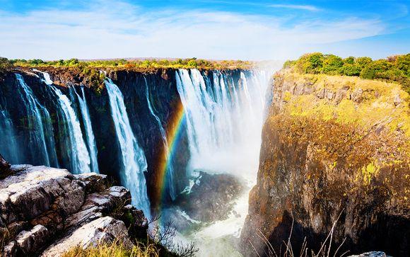 Dalla Namibia alle splendide Cascate Vittoria