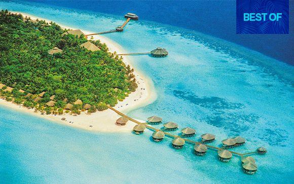 Relax a 5* in villa con accesso diretto alla spiaggia