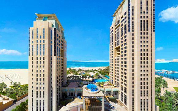 Comfort e lusso in esclusivo 5* sulla spiaggia di Jumeirah