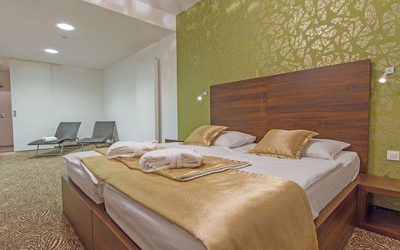 Rimske Toplice - L'Hotel Rimski Dvor 4*