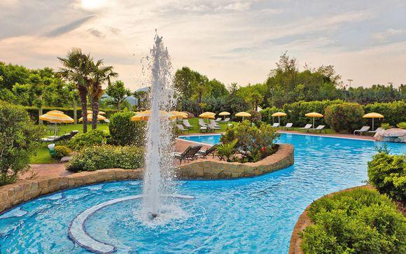 Il Radisson Blu Spa & Golf Resort Majestic 4*