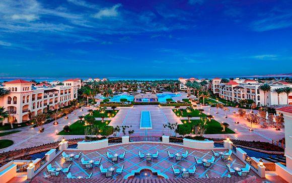 All Inclusive in splendido resort 5* a Nabq Bay