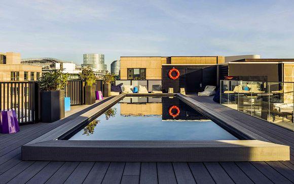 Il Mercure Paris Boulogne Hotel 4*