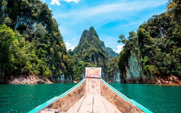 Templi sfavillanti a Bangkok e la natura mozzafiato di Phuket