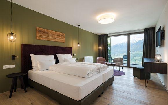 Oliven & Genuss Hotel Hirzer 4*
