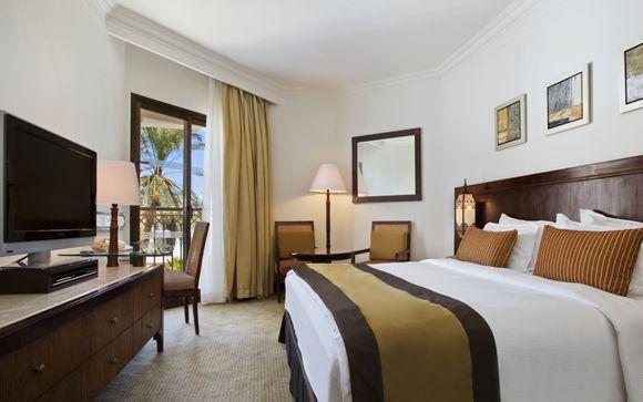 Gli hotel previsti durante il vostro soggiorno