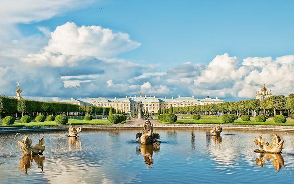 Alla scoperta di San Pietroburgo