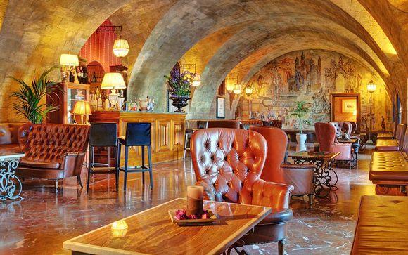 Il Grand Hotel Villa Igiea 5*
