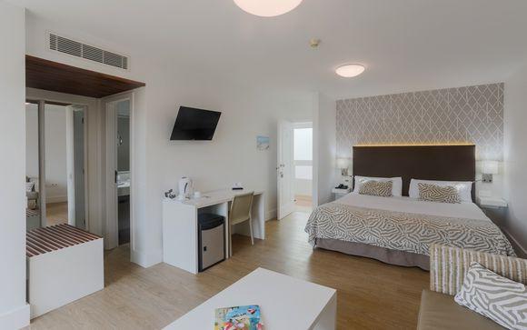 L'Hotel Arena Suite 4*