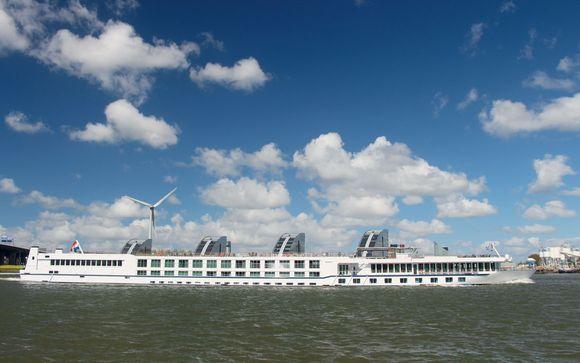 La nave - Motonave M/N Carmen 4* (partenze del 18 agosto)