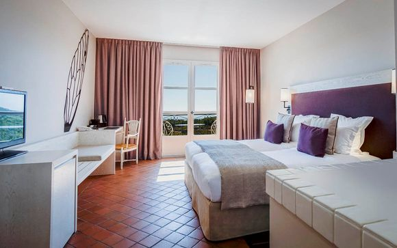 L'Hotel Dolce Frégate Provence 4*