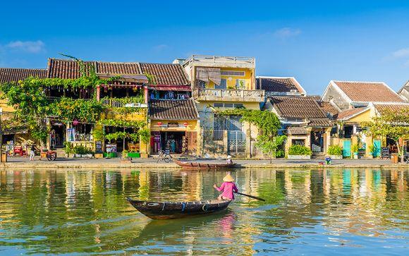 L'itinerario di 12 notti (estensione nel centro del Vietnam)