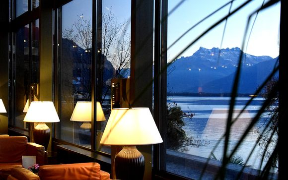 Royal Plaza Montreux & Spa 5*