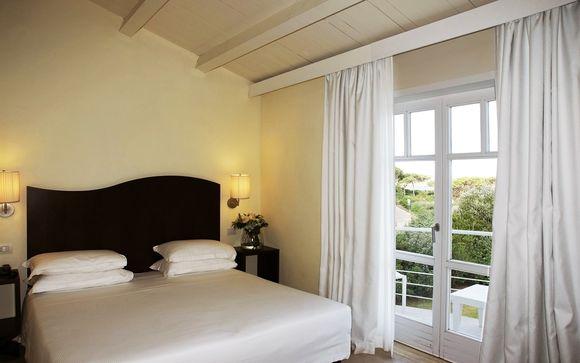 L'Hotel La Coluccia 4*