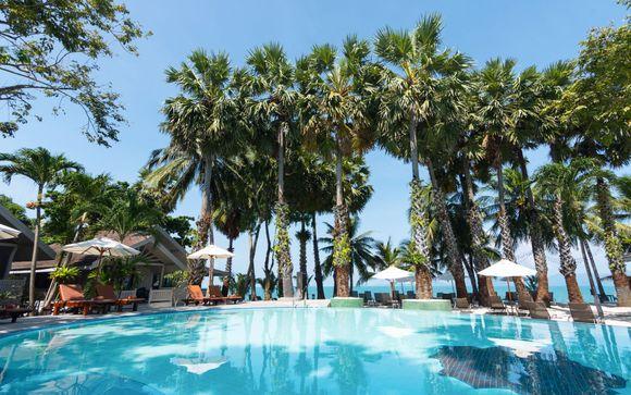 Koh Samui - Paradise Beach Resort Koh Samui 4*