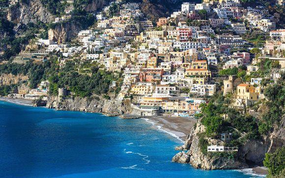 Minicrociera Costiera Amalfitana (Positano / Amalfi) - inttera giornata