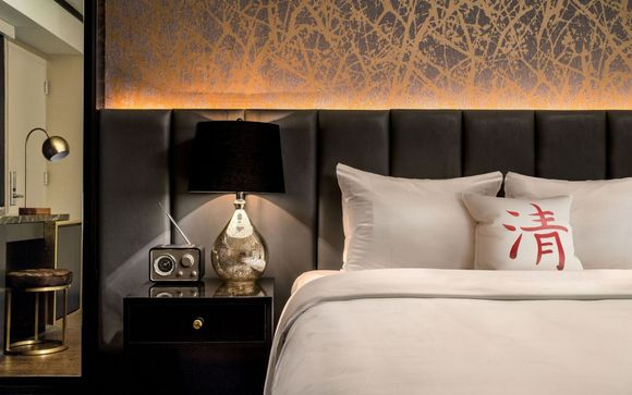 Cachet Boutique Hotel New York 4*