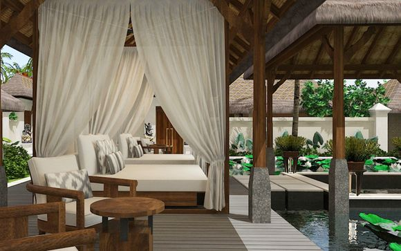 L'Emerald Maldives Resort & Spa 5* - Luxury Premium All Inclusive