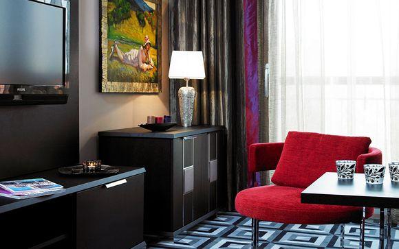 Il Hotel Belvedere Budapest 4*
