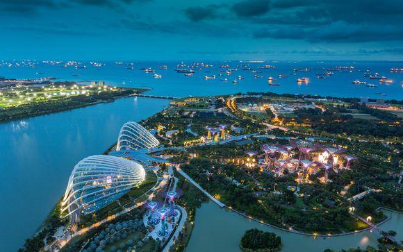 Possibilità di estensione a Singapore