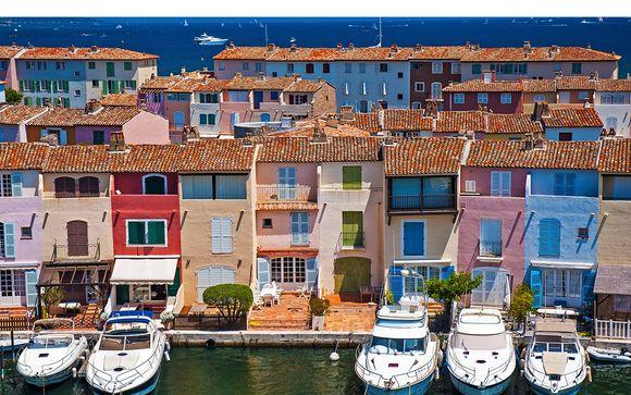Alla scoperta di Saint Tropez