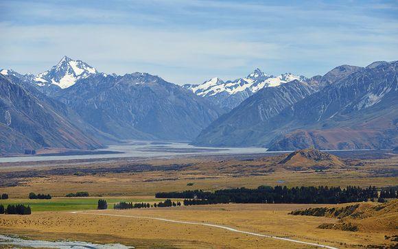 Alla scoperta della Nuova Zelanda