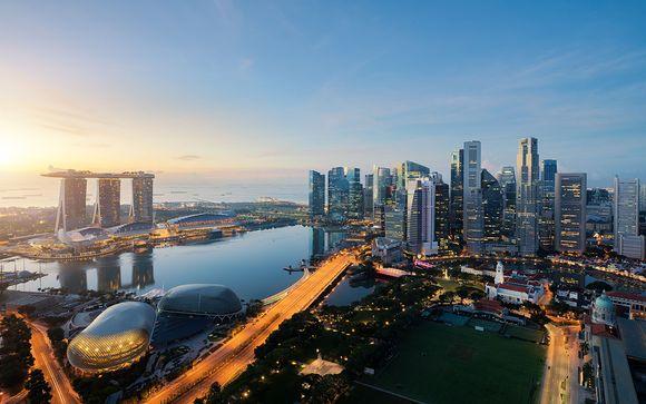 Alla scoperta della Malesia e Singapore