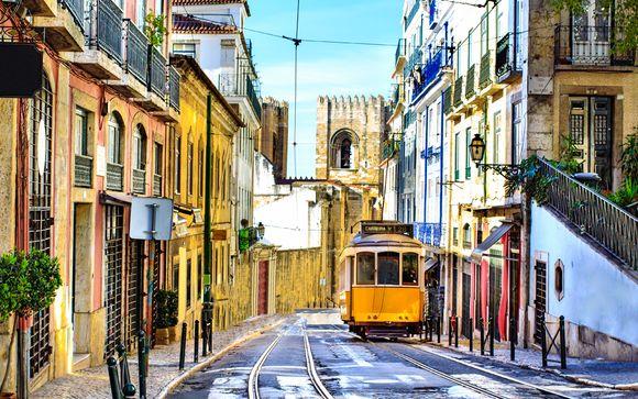 Alla scoperta di Lisbona