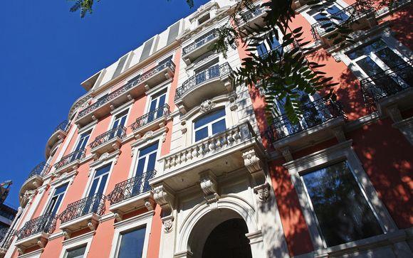 L'Hotel Vincci Liberdade 4*