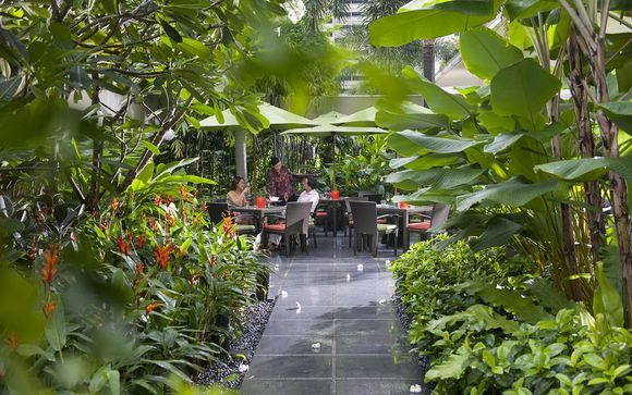 Singapore - Mandarin Oriental Singapore 5*