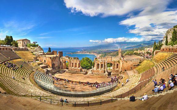 Alla scoperta di Taormina