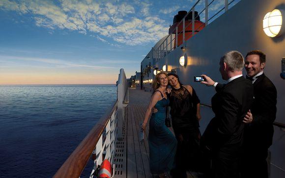Crociera - Queen Mary 2