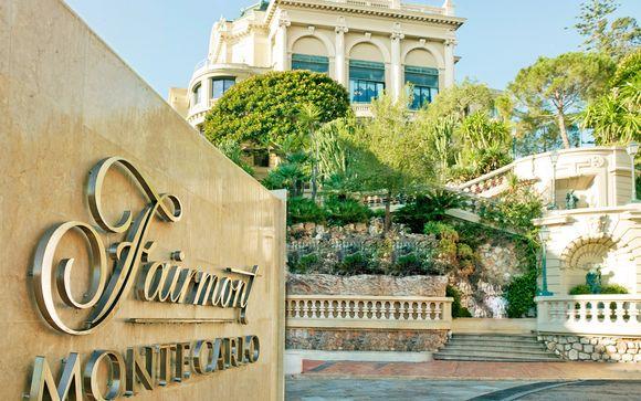 Il Fairmont Monte Carlo 4*