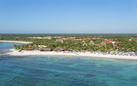 Cancun - Barcelo Maya Caribe 5*