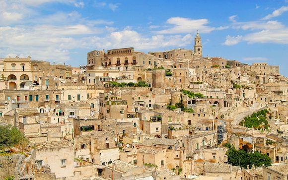 Alla scoperta della Puglia e Matera