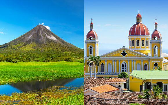 Alla scoperta del Costa Rica e Nicaragua