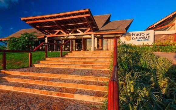 Il Ciao Club Porto de Galinhas Praia Hotel 4*