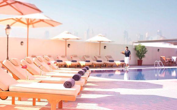 Movenpick Hotel & Apartments Bur Dubai 5*