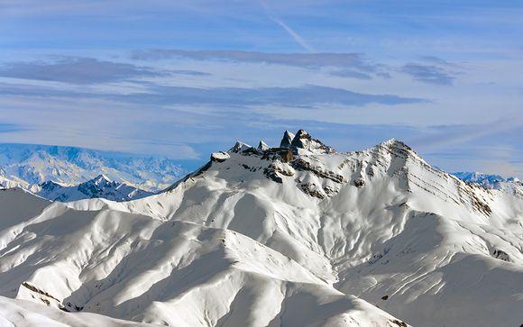 Alla scoperta di Les Deux Alpes