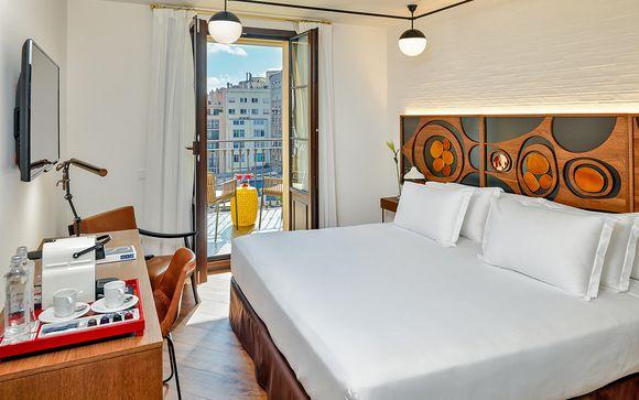 L'Hotel H10 Metropolitan 4*S