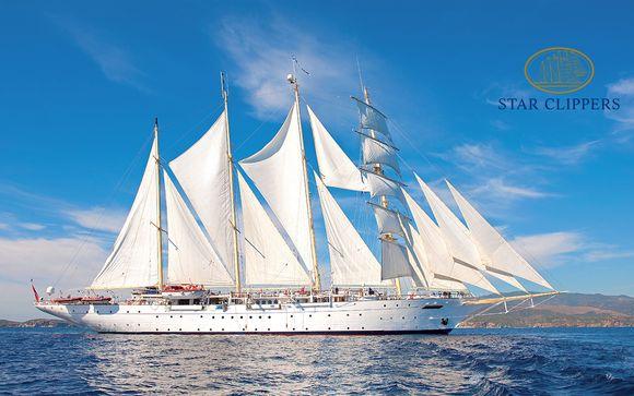 La nave - Star Clipper