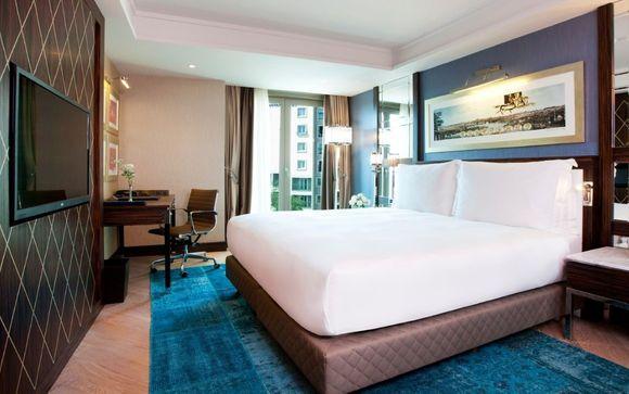 Il Radisson Blu Hotel Istanbul Pera 5*