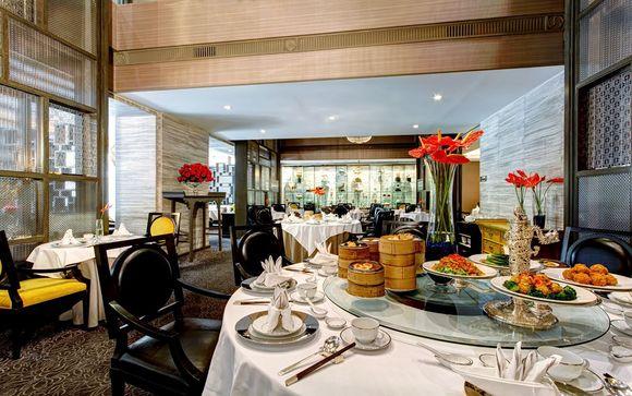 Bangkok - The Sukosol Hotel 5*
