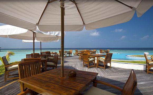 Filitheyo Island Resort & Spa 4*