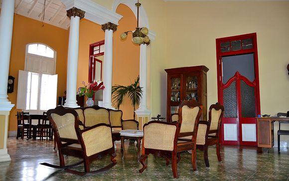 L'Avana e Trinidad - Esperienza autentica in Casa Particular Standard o Superior