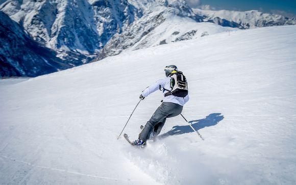 Il comprensorio sciistico Davos Klosters