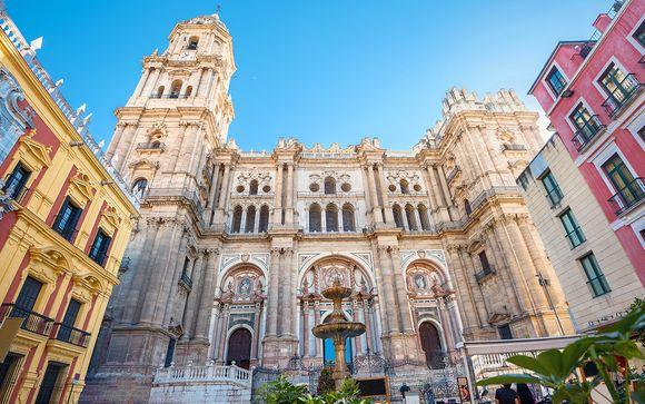 L'itinerario Capodanno a Granada