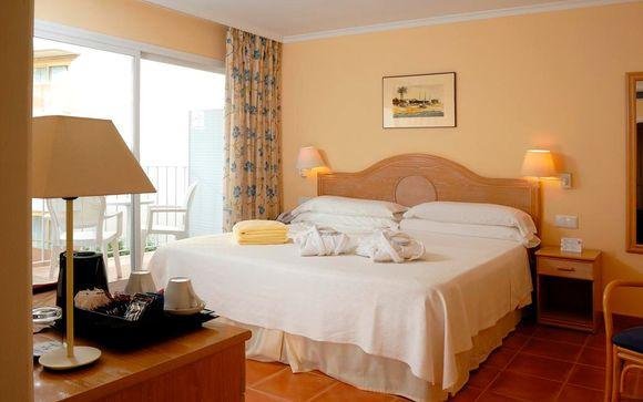 Hotel Les Palmeres 4*